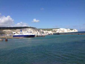 Stěhování Řecko - lodní přeprava