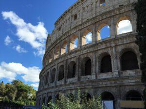 Stěhování Itálie, Řím