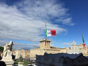 Stěhování Itálie
