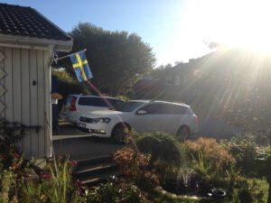 Přeprava věcí Švédsko