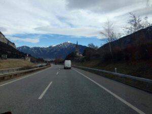 Stěhování Švýcarsko